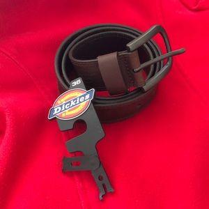 Men's dickies belt
